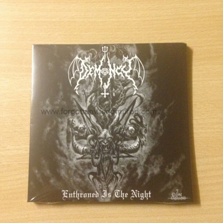 "DEMONCY ""Empire of the Fallen Angel"" Digipack CD"