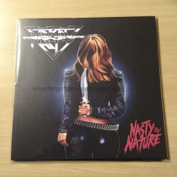 """STEREO NASTY """"Nasty by Nature"""" 12""""LP"""