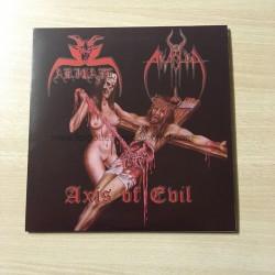 """ABIGAIL/AKASHAH split 7""""EP"""