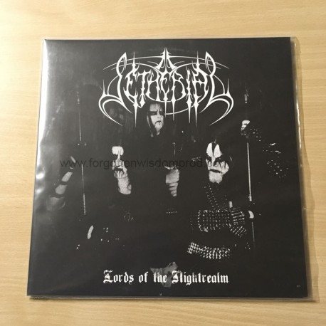 "SETHERIAL ""Lords of the Nightrealm"" 12""LP"