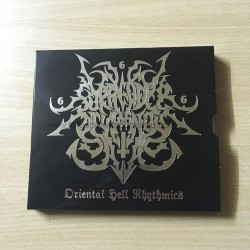 "SURRENDER OF DIVINITY ""Oriental Hell Rhythmics"" slipcase CD"