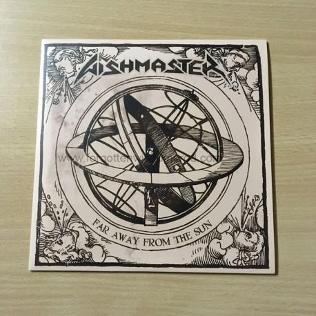 "WISHMASTER ""Far Away From The Sun"" 7""EP"