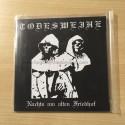 """TODESWEIHE """"Nachts am alten Friedhof"""" 7""""EP"""