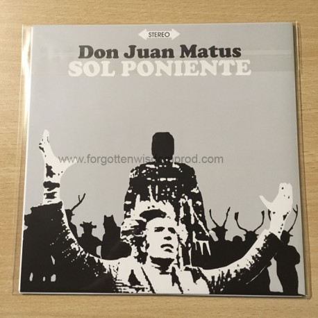 "ANGEL OF DAMNATION/DON JUAN MATUS split 7""EP"