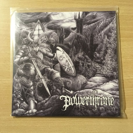 "POWERTHRONE ""Shadow Knights"" 7""EP"