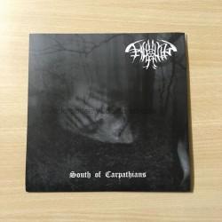 "FAGYHAMU ""South of Carpathians"" 7""EP"