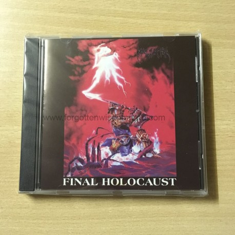 "MASSACRA ""Final Holocaust"" CD"