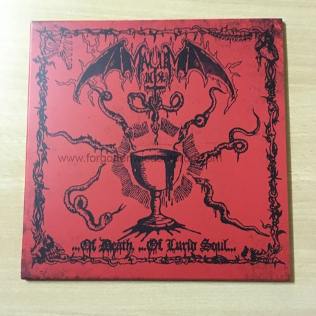 "MALUM IN SE ""...of Death ...of Lurid Soul..."" 7""EP"