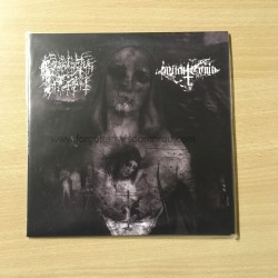 "PROSANCTUS INFERI/WITCH TOMB split 7""EP"
