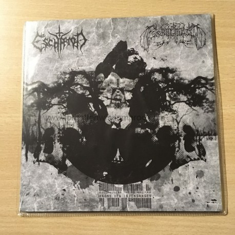 ESCHATON/ERHABENHEIT (Greece/Germany) split EP