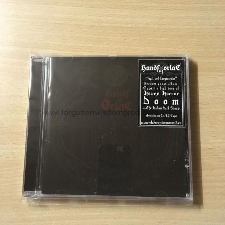 """HANDS OF ORLAC """"Figli Del Crepuscolo"""" CD"""
