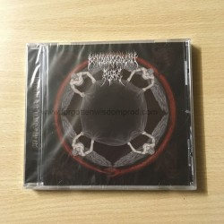 "DENOUNCEMENT PYRE ""Almighty Arckanum"" CD"