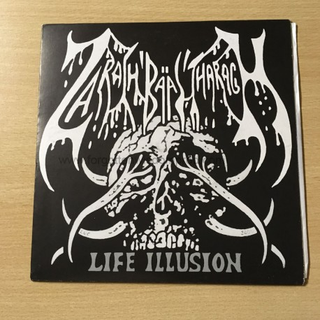 "ZARACH BAAL THARAGH/KARBONIZED TRAITOR split 7""EP"