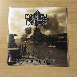 "COMBAT NOISE ""In War we trust"" 7""EP"