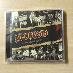 "NEUROSIS ""En Vivo Medellin 95"" CD"