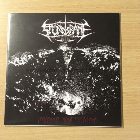 "STORMBANE ""Voracious Manifestations"" 7""EP"