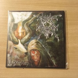 "PLAGUE BEARER ""Rise of the Goat"" 7""EP"