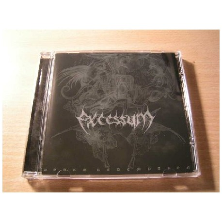 "EXCESSUM ""Death Redemption"" CD"