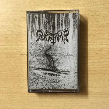 "SVARTNAR ""Svartnar"" Demo white cover"