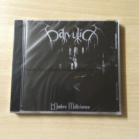 """DARVULIA """"L'ombre malicieuse"""" CD"""