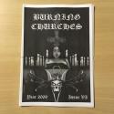 BURNING CHURCHES Zine n°6