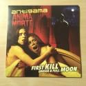 "ANIMA MORTE/ANTIGAMA split 12""LP"