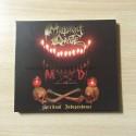 "MORTUARY DRAPE ""Spiritual Independence"" Digipack CD"
