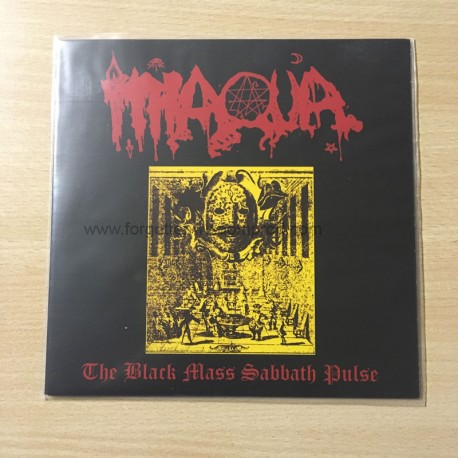 "ITHAQUA ""The Black Mass Sabbath Pulse"" 7""EP"
