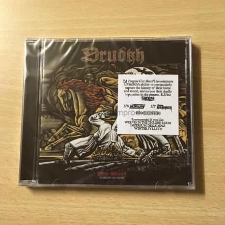 """DRUDKH """"A Furrow cut short"""" CD"""
