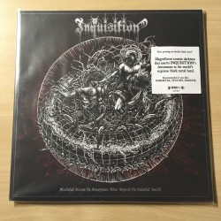 "INQUISITION ""Bloodshed across the empyrean Altar beyond the celestial Zenith"" 2x12""LP"