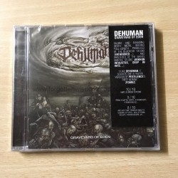 "DEHUMAN ""Graveyard of Eden"" CD"