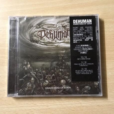 """DEHUMAN """"Graveyard of Eden"""" CD"""