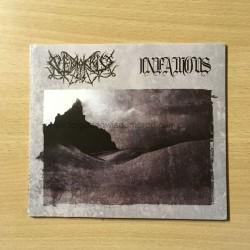 NEKROKRIST SS/INFAMOUS split digifile CD