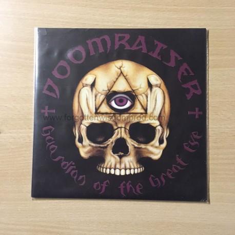 """DOOMRAISER/EARTHRIDE split 7""""EP"""