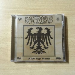 "MANDROSYS ""A nine Days' Penance"" CD"