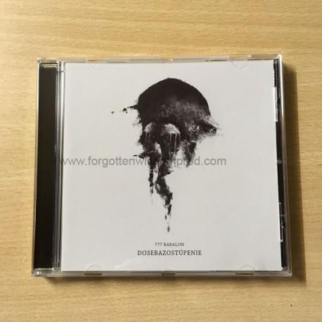 """777 BABALON """"Dosebazostupenie"""" CD"""