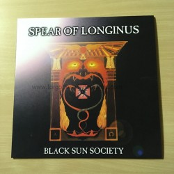 "SPEAR OF LONGINUS ""Black Sun Society"" 12""LP"