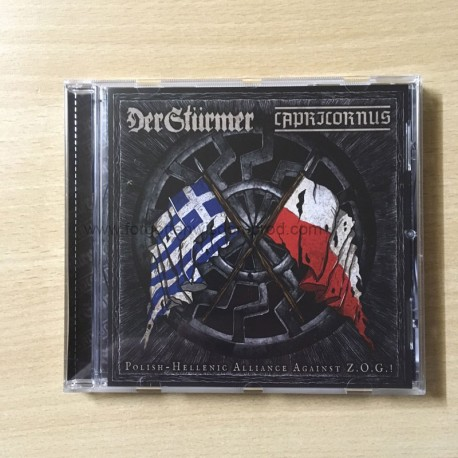 CAPRICORNUS/DER STURMER split CD