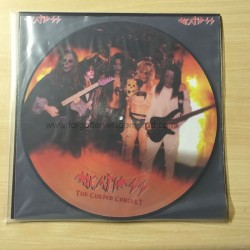 "DEATH SS ""The Cursed Concert"" 12"" Pic LP"
