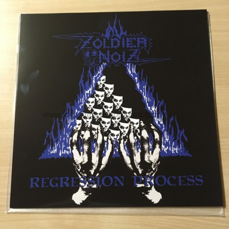 "ZOLDIER NOIZ ""Regression Process"" 12""LP"