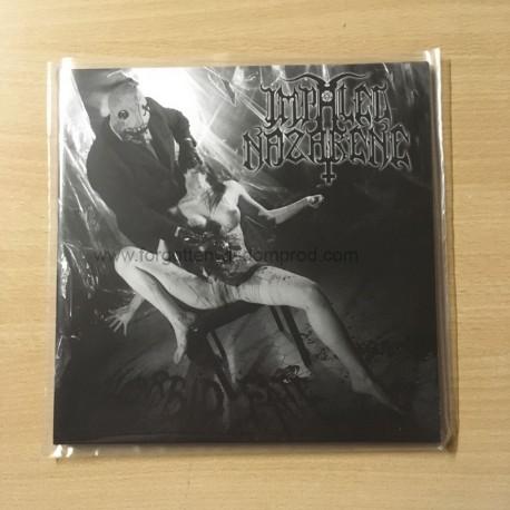 "IMPALED NAZARENE ""Morbid Fate"" 7""EP"