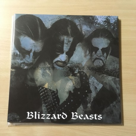 "IMMORTAL ""Blizzard Beasts"" 12""LP"