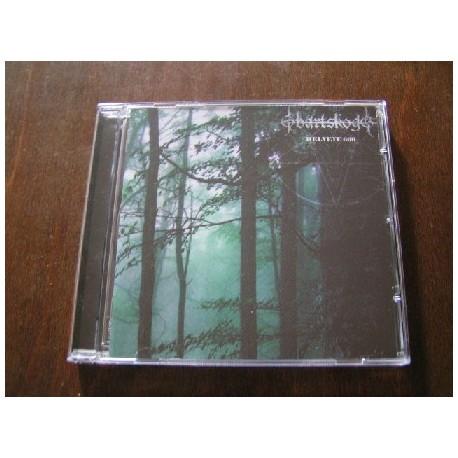 "SVARTSKOGG ""Helvete 666"" CD"