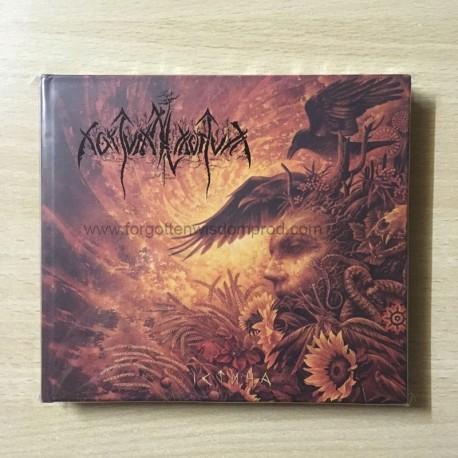 "NOKTURNAL MORTUM ""Істина/Verity"" Digibook CD"