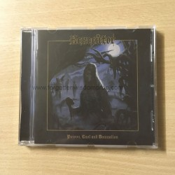 "HEXECUTOR ""Poison, Lust and Damnation"" CD"