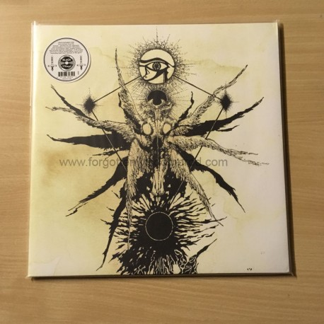 "DENOUNCEMENT PYRE ""Black Sun Unbound"" 12""LP"