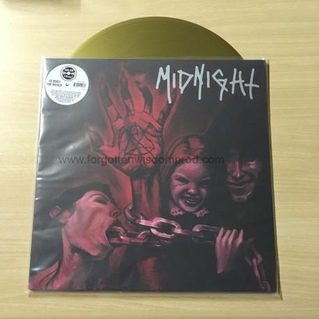 "MIDNIGHT ""No Mercy for Mayhem"" 12""LP"