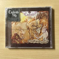 "CARDINALS FOLLY ""Our Cult continues !"" CD"