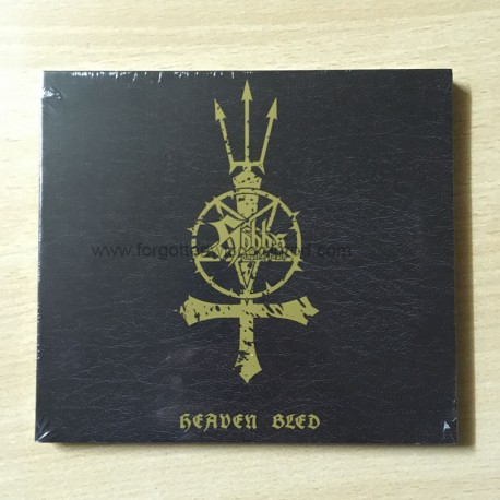 "HOBBS ANGEL OF DEATH ""Heaven Bled"" Digipack CD"