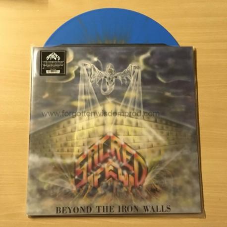 "SACRED FEW ""Beyond the iron Walls"" 2x12""LP"